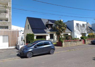 Installation photovoltaique en autoconsommation
