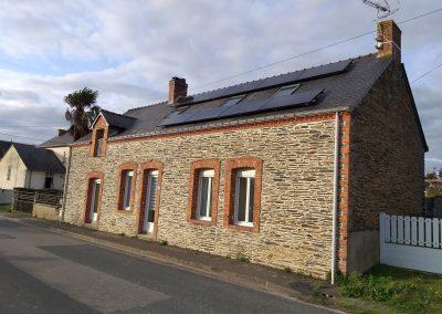 panneaux photovoltaïque champtocé sur loire