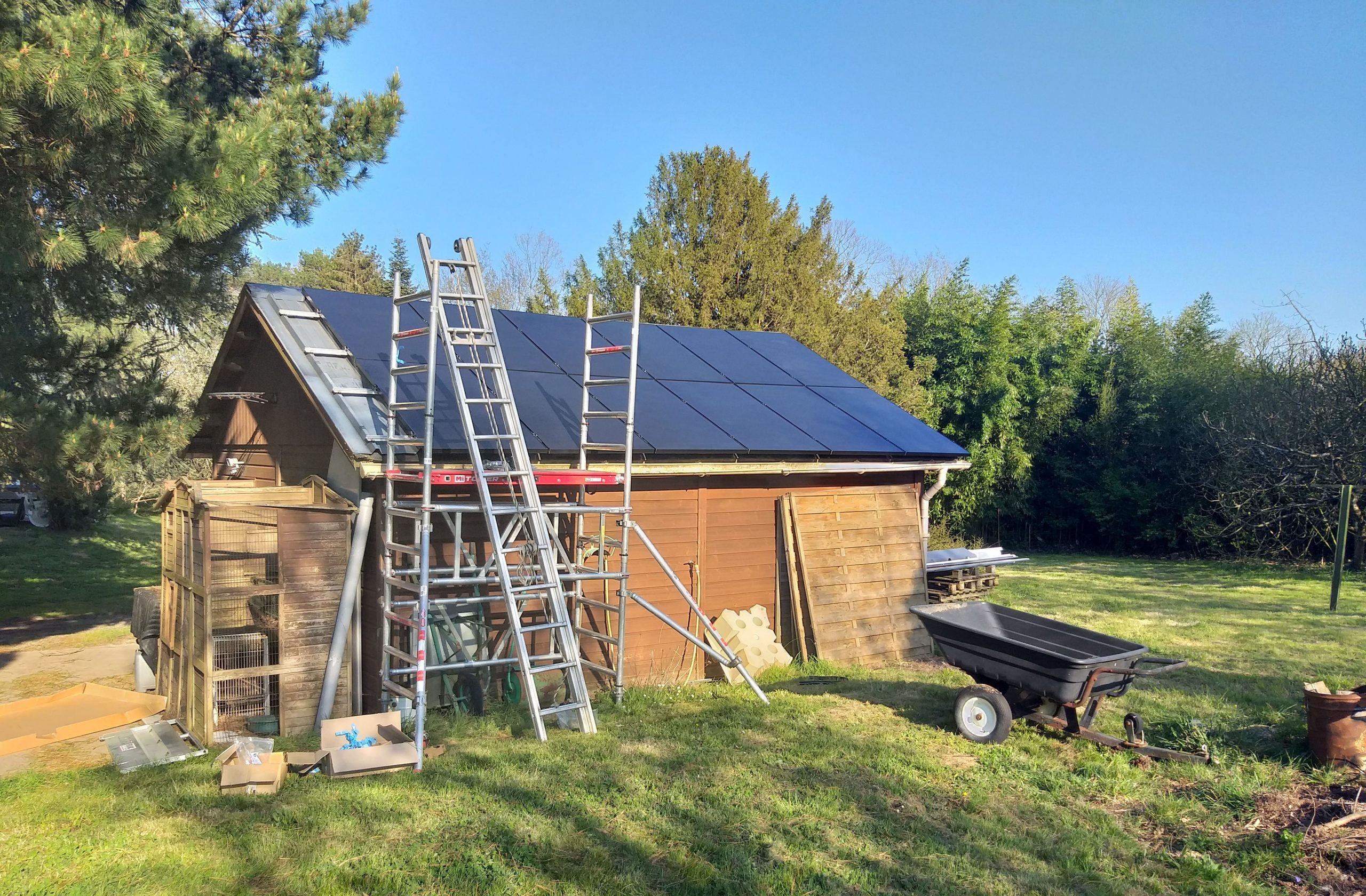 Installation panneaux photovoltaïque Pays de la Loire