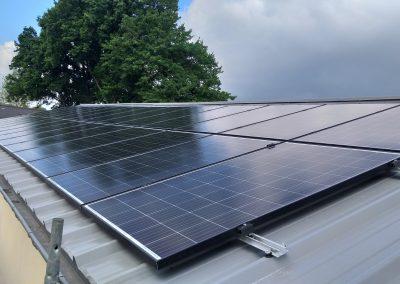nettoyage photovoltaïque