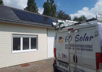 depannage entretien maintenance solaire go solar