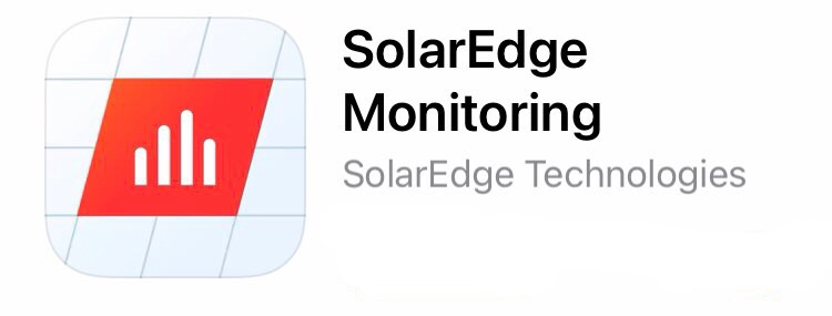 application solaredge
