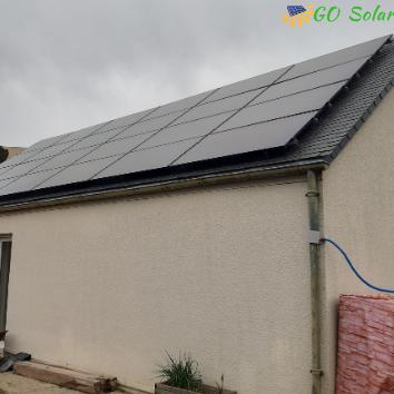 installation photovoltaïque mauges-sur-loire 49 la pommeraye