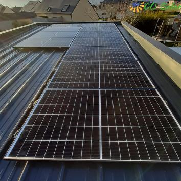 installation photovoltaïque le pin 44