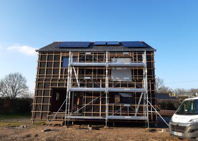 Installation de panneaux solaires maine et loire maison neuve