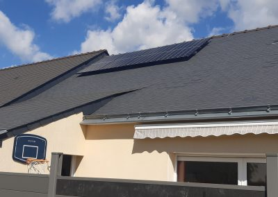 Installation de panneaux solaires Vair-sur-Loire