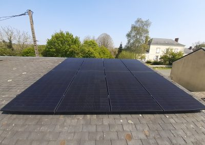 Installation de panneaux solaires photovoltaïques Chémeré-le-Roi