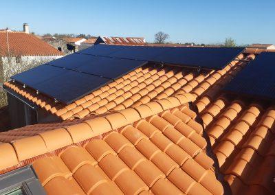 Installation de panneaux solaires Cugand Vendée