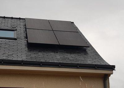 Installation de panneaux solaires photovoltaïque Martigné-Briand