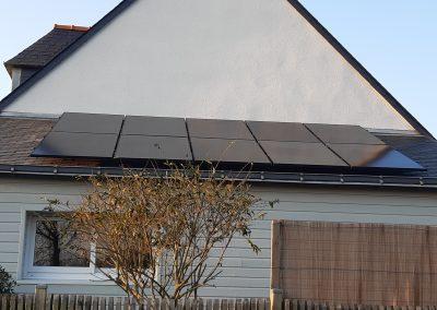 Installation de panneaux solaires Saint-Lambert-la-Potherie