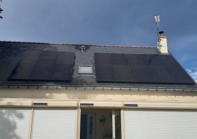 Installation de panneaux solaires photovoltaïque Sceaux-Anjou