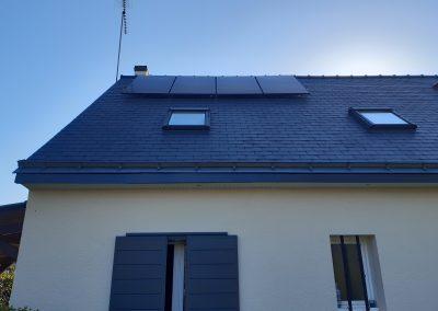 Installation de panneaux solaires Segré-en-Anjou-bleu