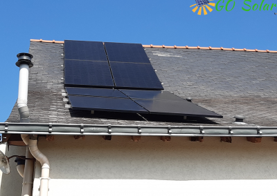 Nettoyage et entretien de panneaux solaires