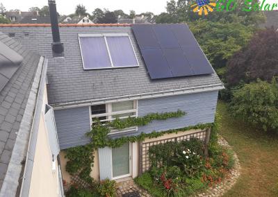 Installation de panneaux solaires maine et loire