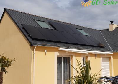 Installation photovoltaïque Savennières