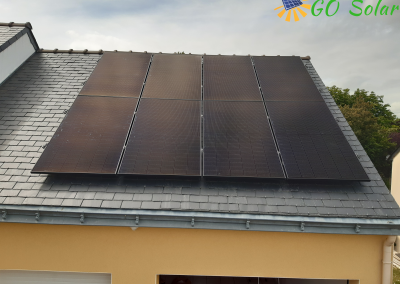 Photovoltaïque Savennières