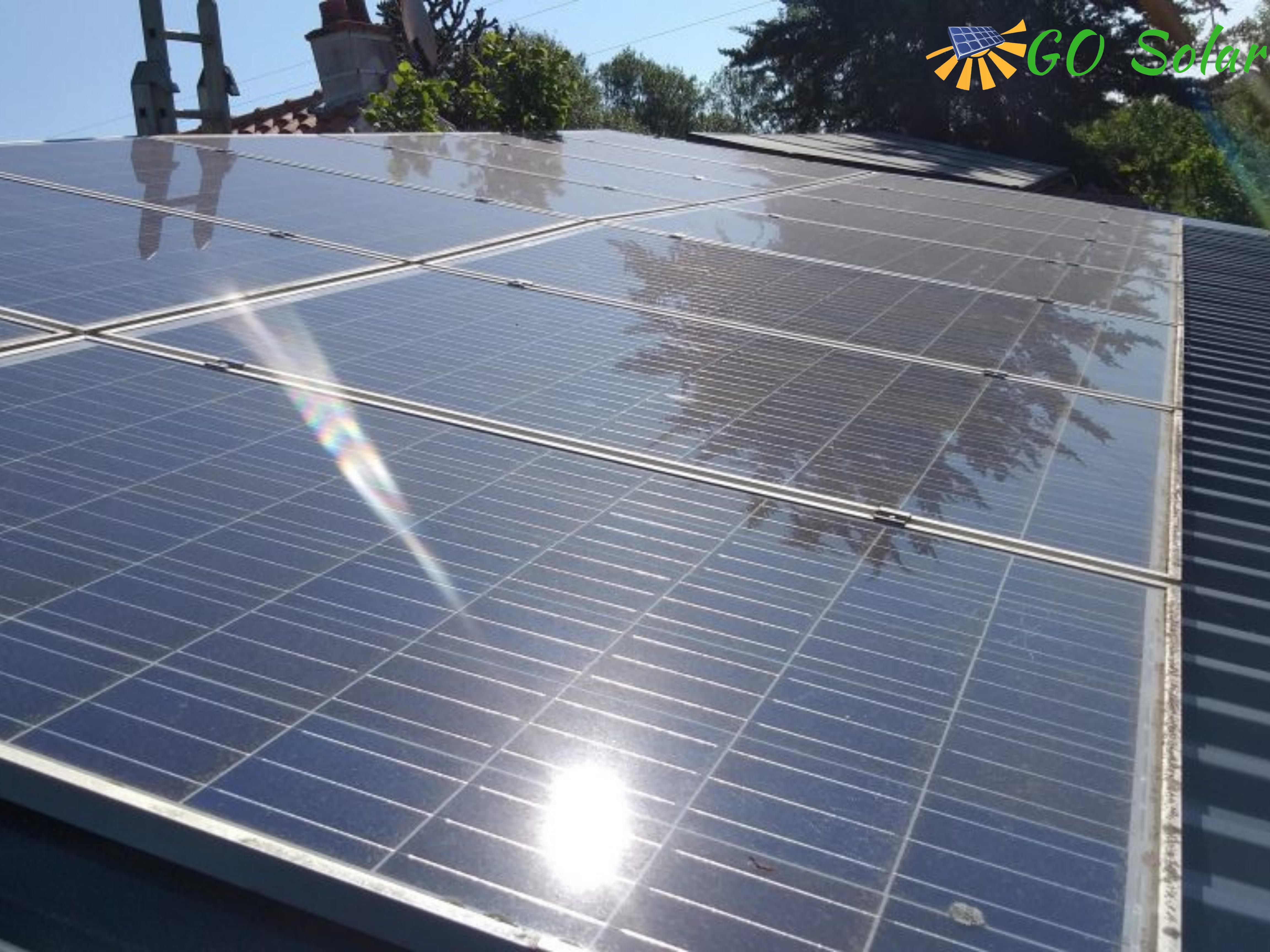 nettoyage panneaux solaires cholet