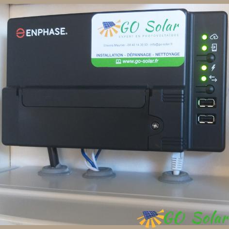 Dépannage d'onduleur photovoltaïque Pays de la Loire